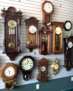 antique clock sales